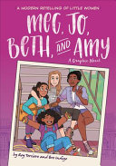 "Image for ""Meg, Jo, Beth, and Amy: A Graphic Novel"""