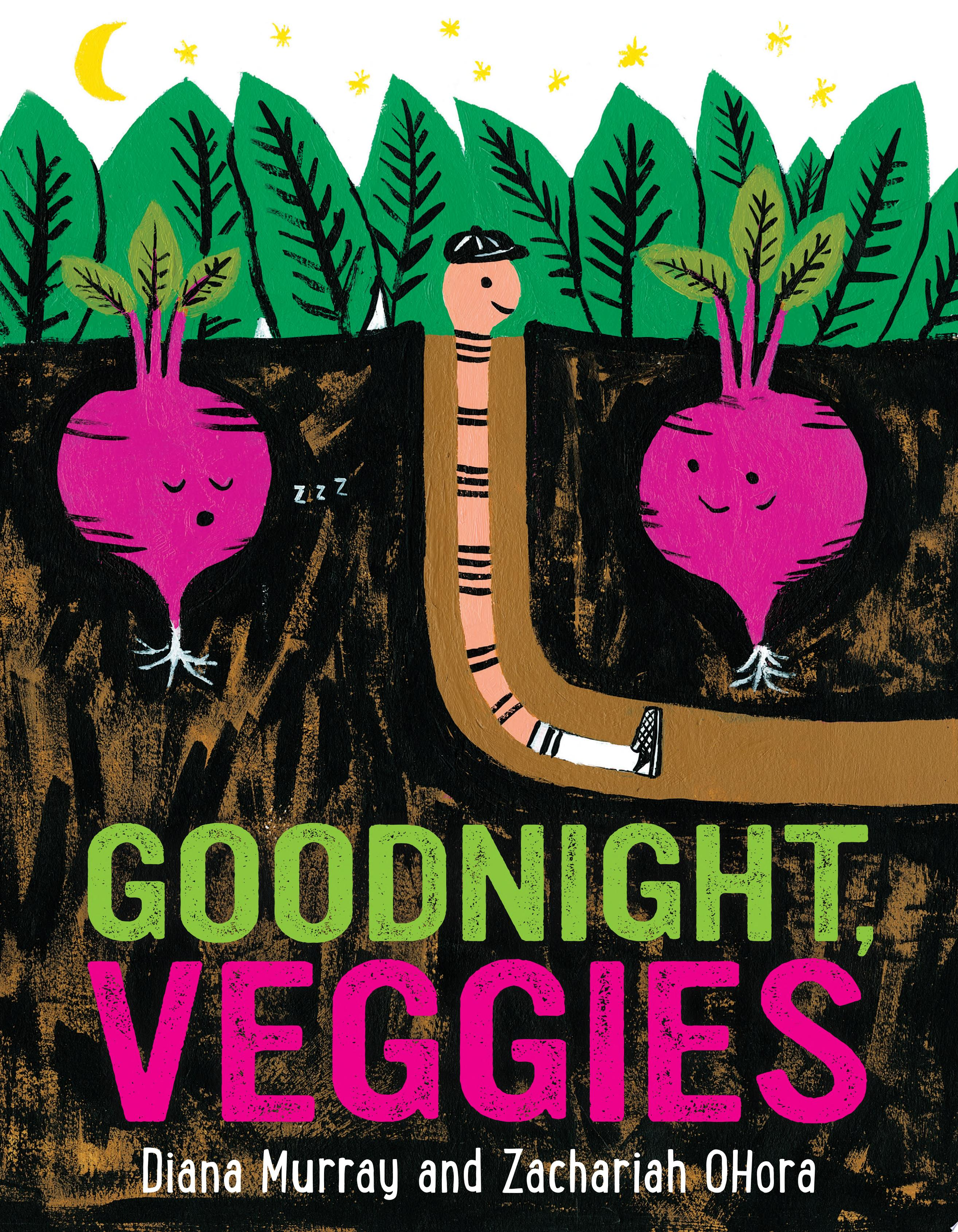 "Image for ""Goodnight, Veggies"""