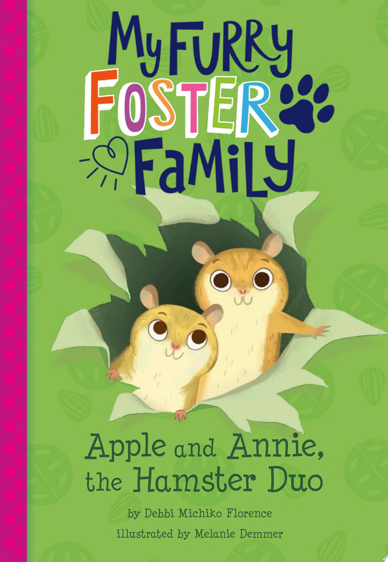 "Image for ""Apple and Annie, the Hamster Duo"""