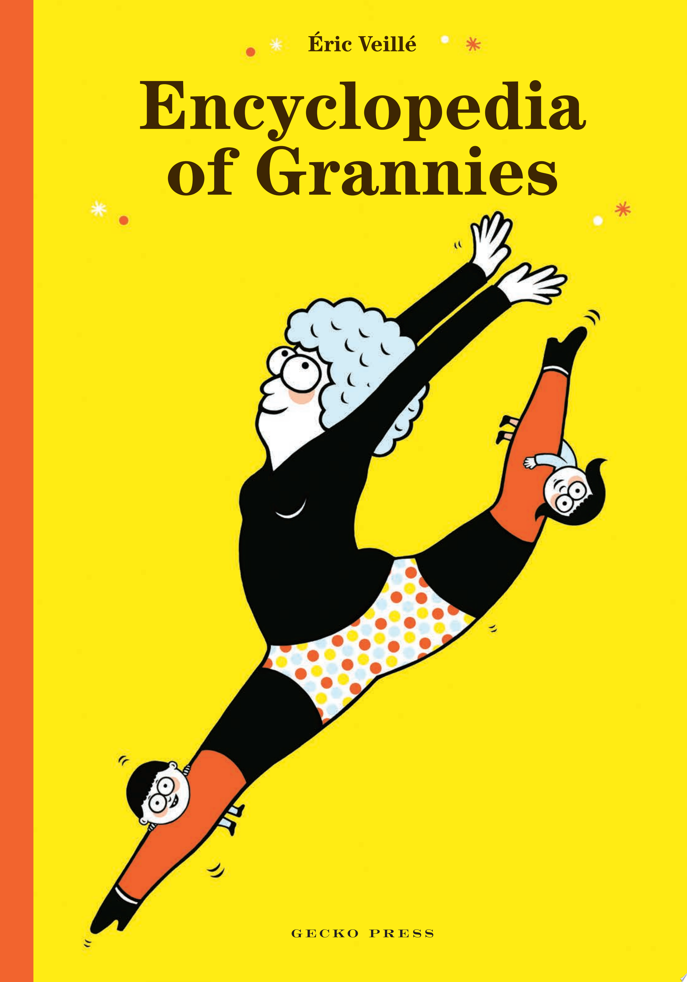 "Image for ""The Encyclopedia of Grandmas"""