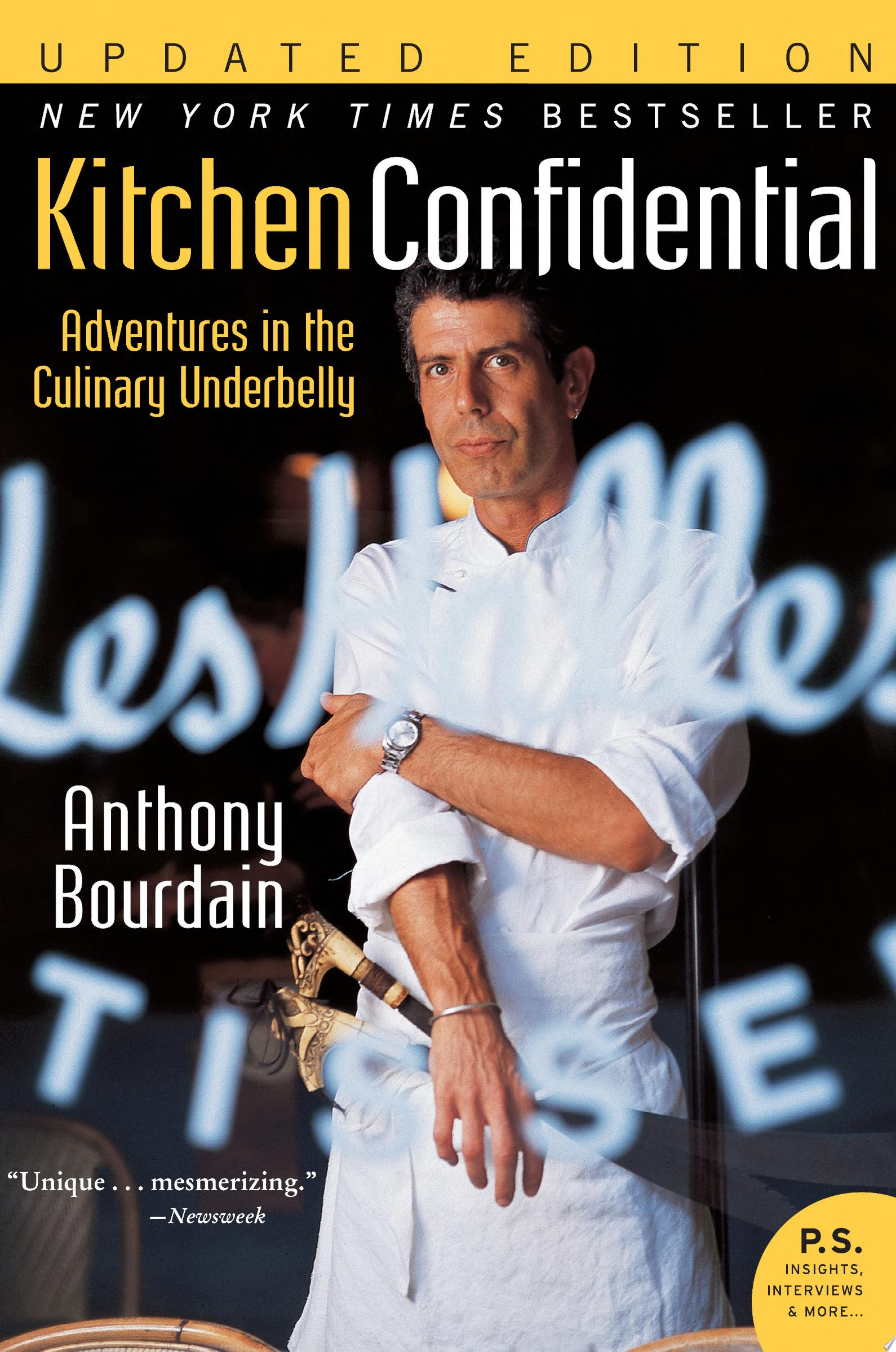 "Image for ""Kitchen Confidential Updated Ed"""