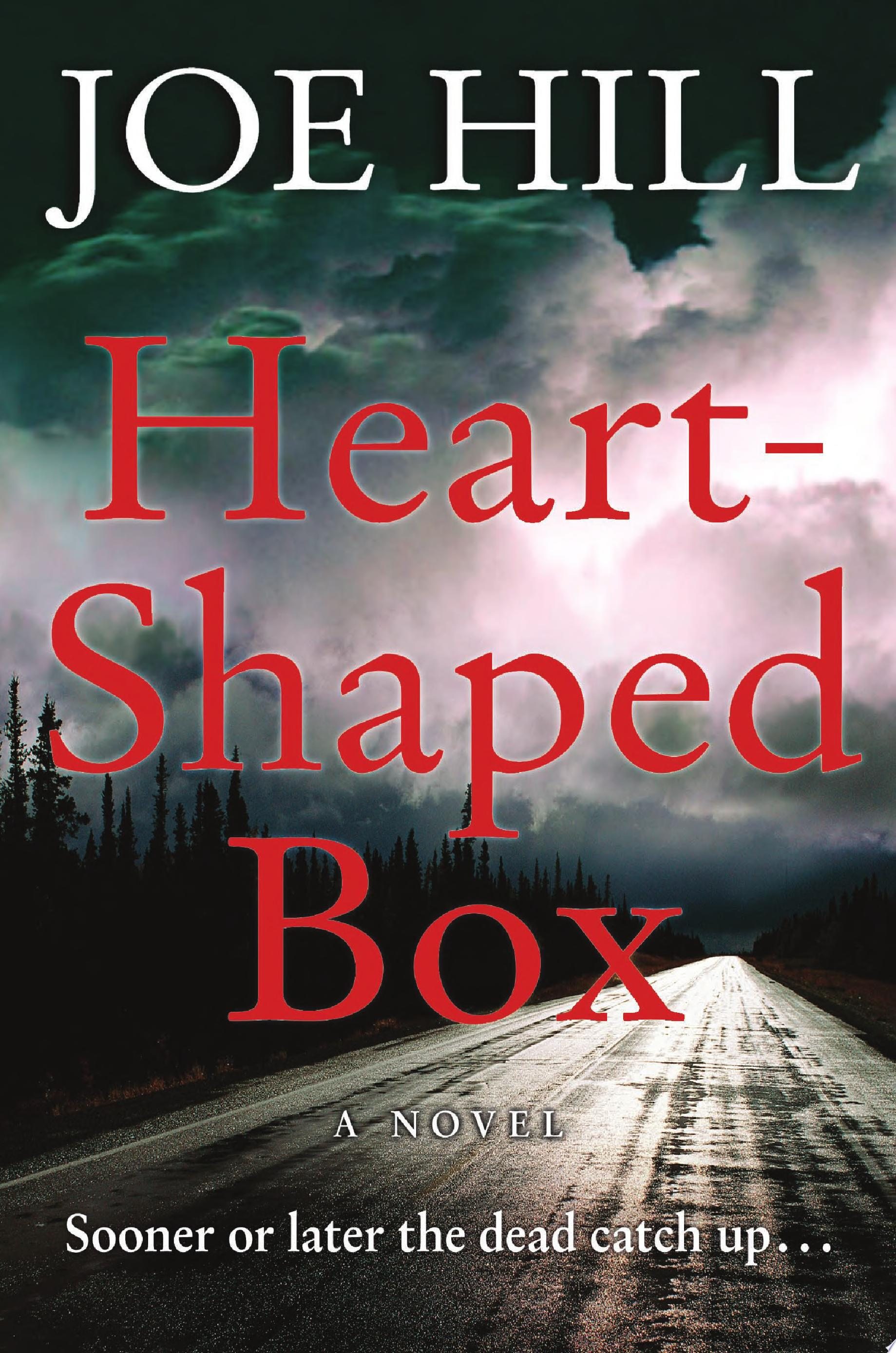 "Image for ""Heart-Shaped Box"""