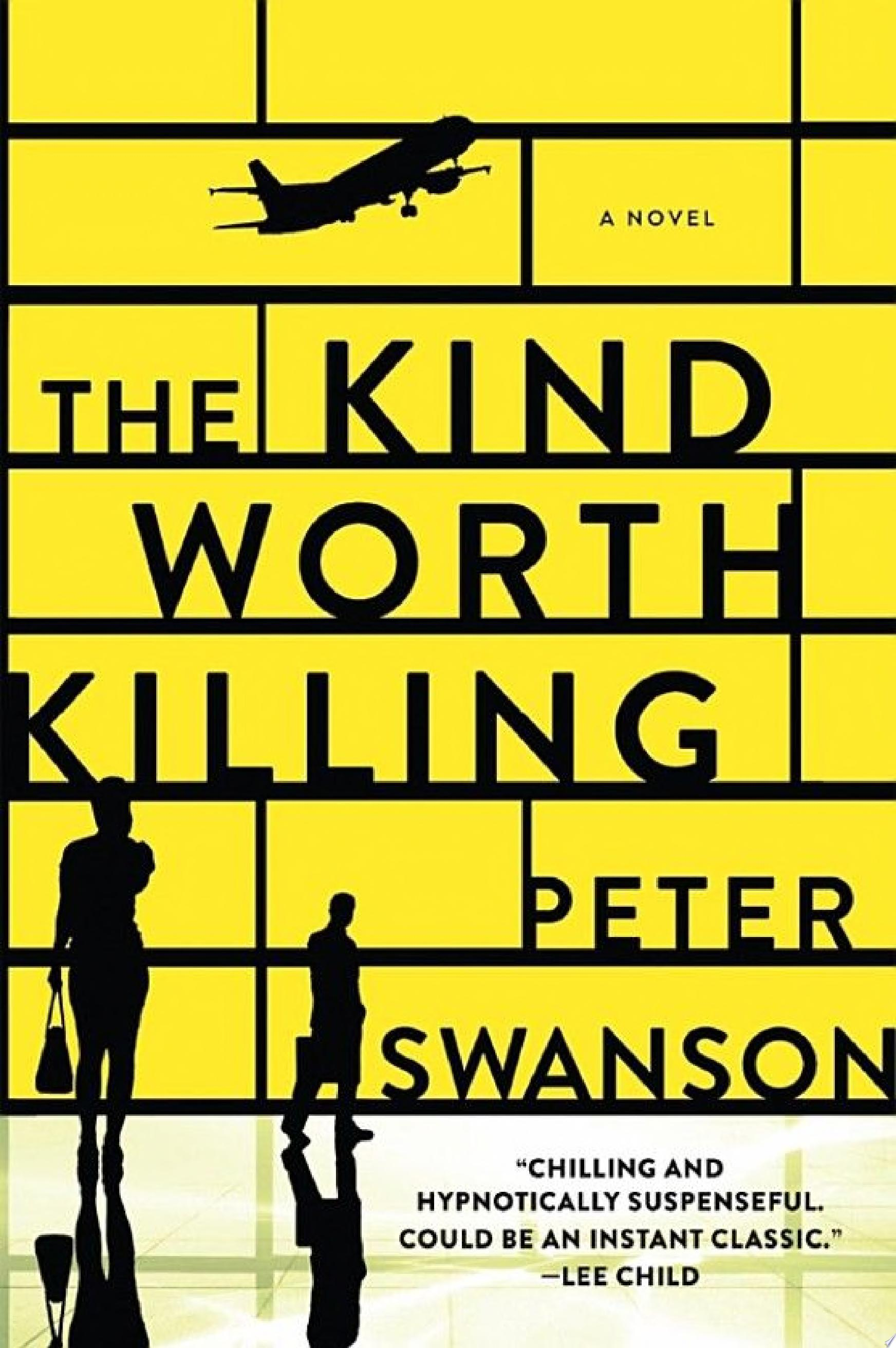 "Image for ""The Kind Worth Killing"""