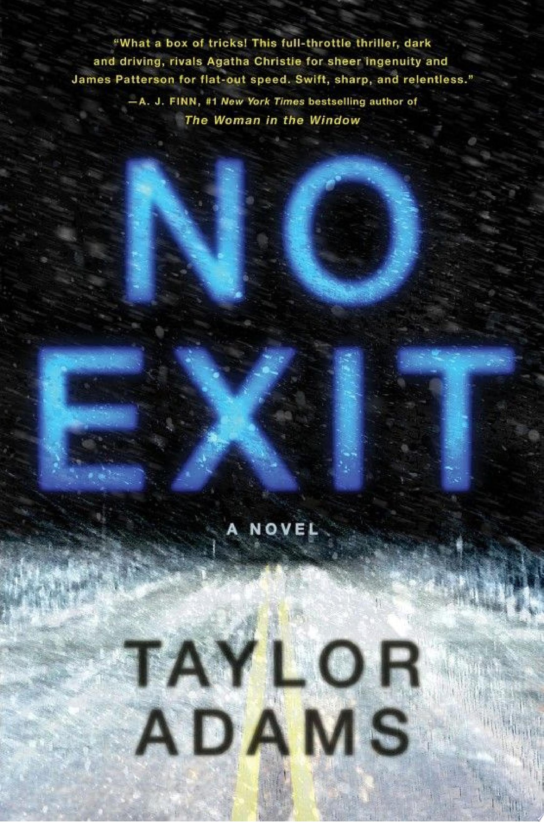 "Image for ""No Exit"""