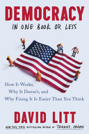 "Image for ""Democracy in One Book Or Less"""