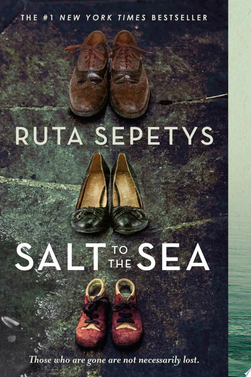 "Image for ""Salt to the Sea"""