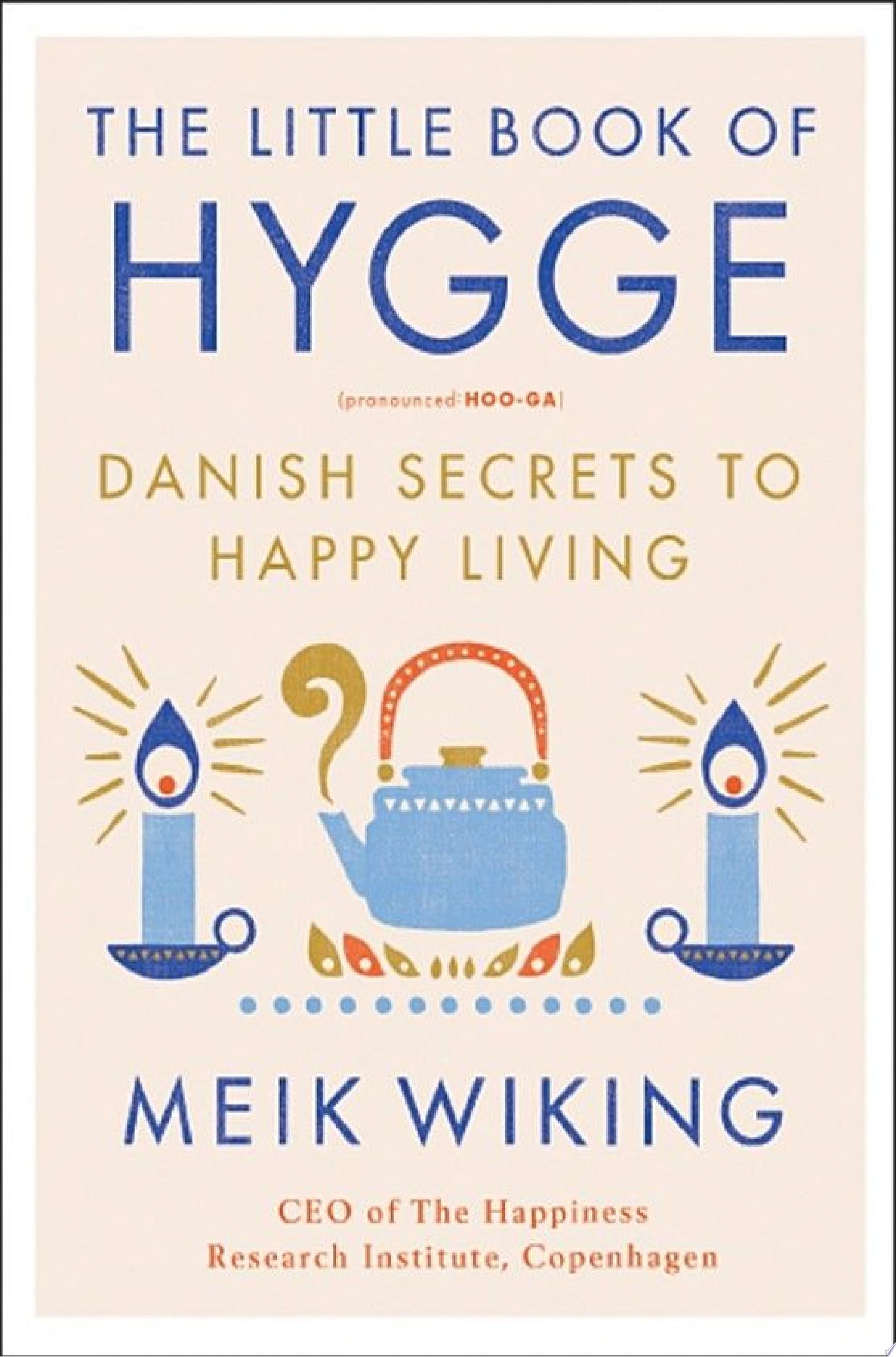 "Image for ""The Little Book of Hygge"""