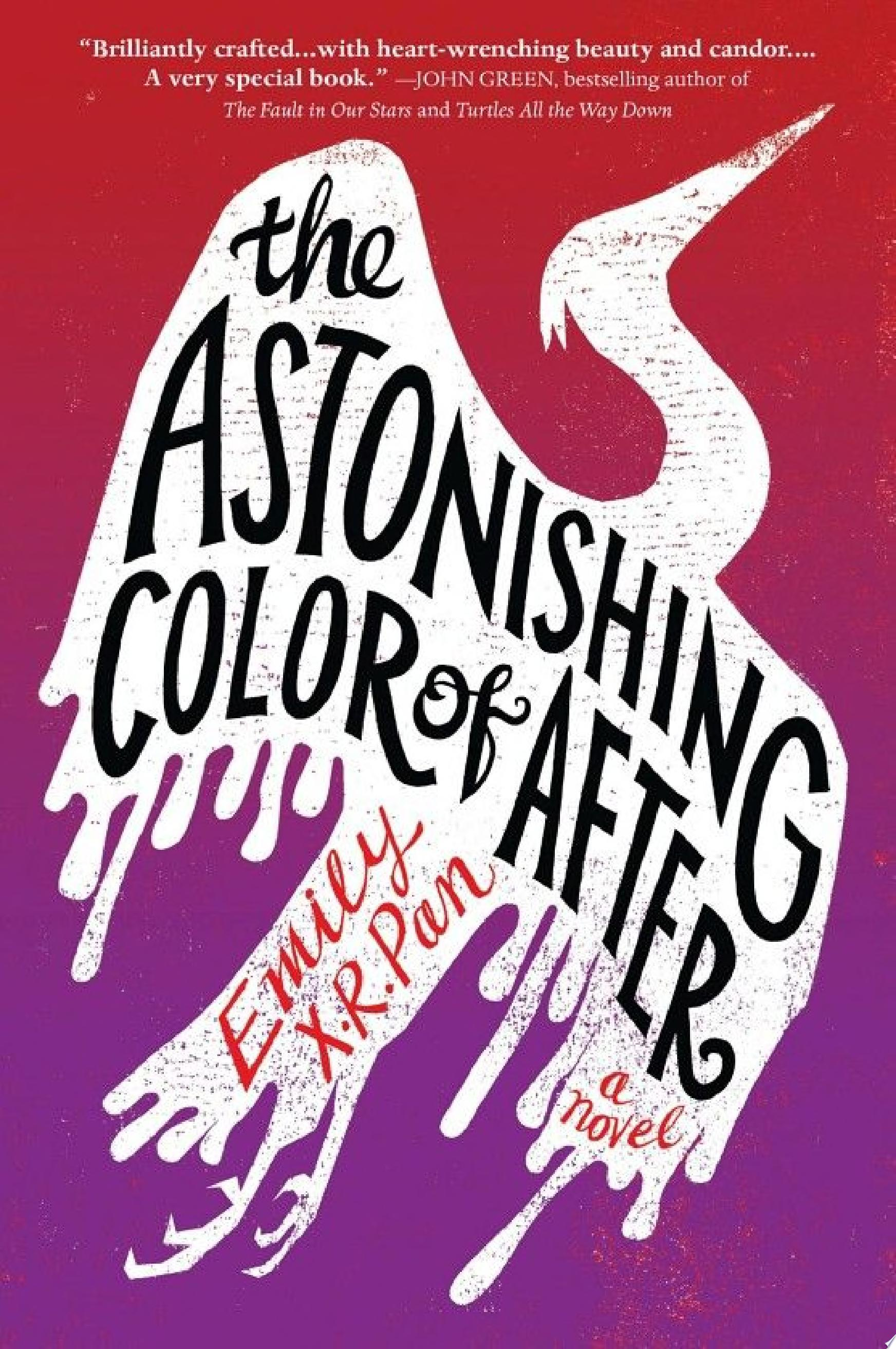 "Image for ""The Astonishing Color of After"""