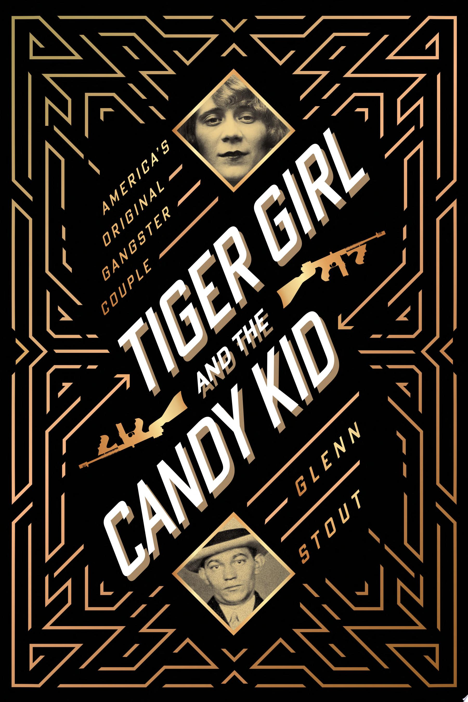 "Image for ""Tiger Girl and the Candy Kid"""