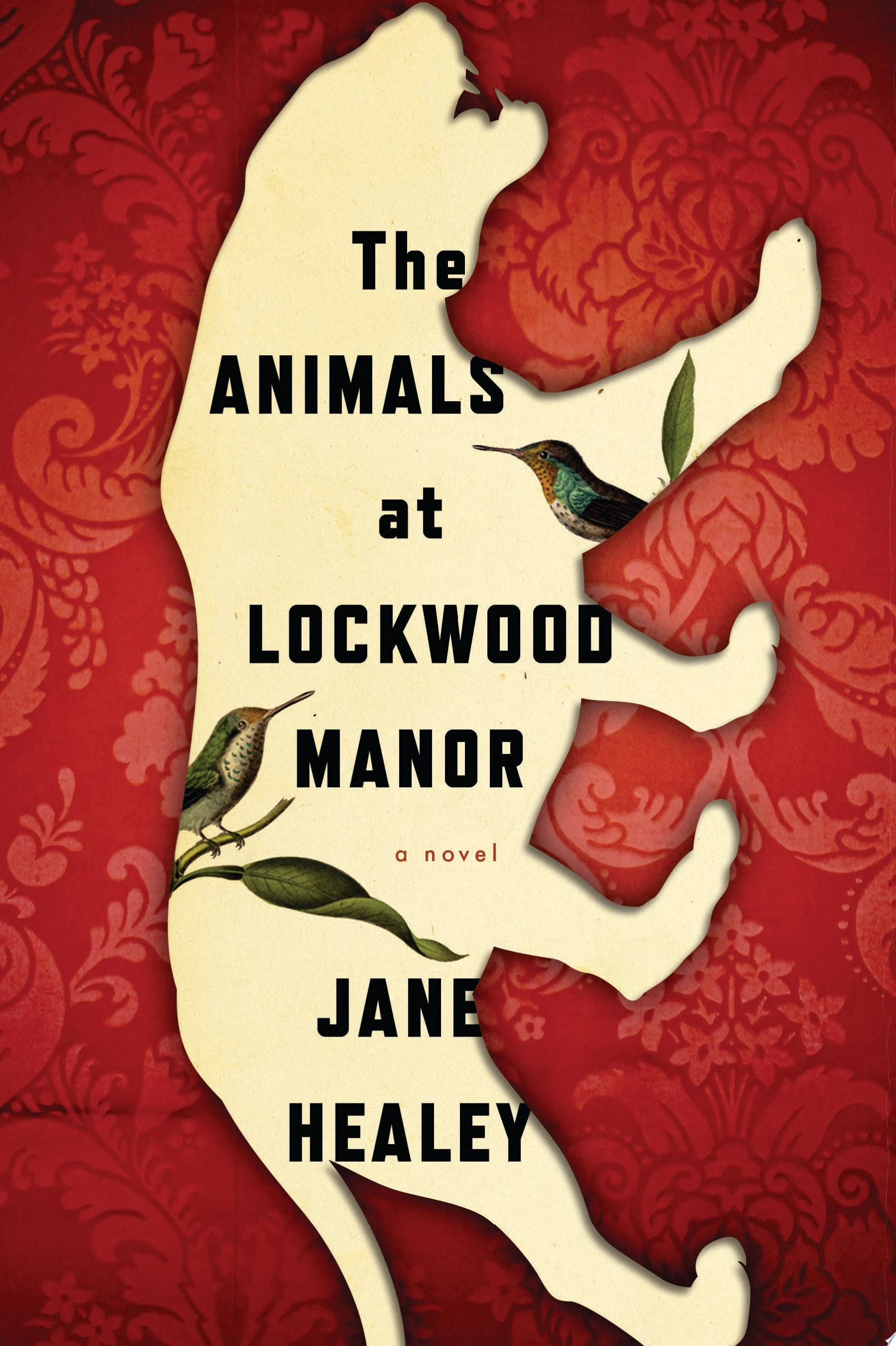 "Image for ""The Animals at Lockwood Manor"""
