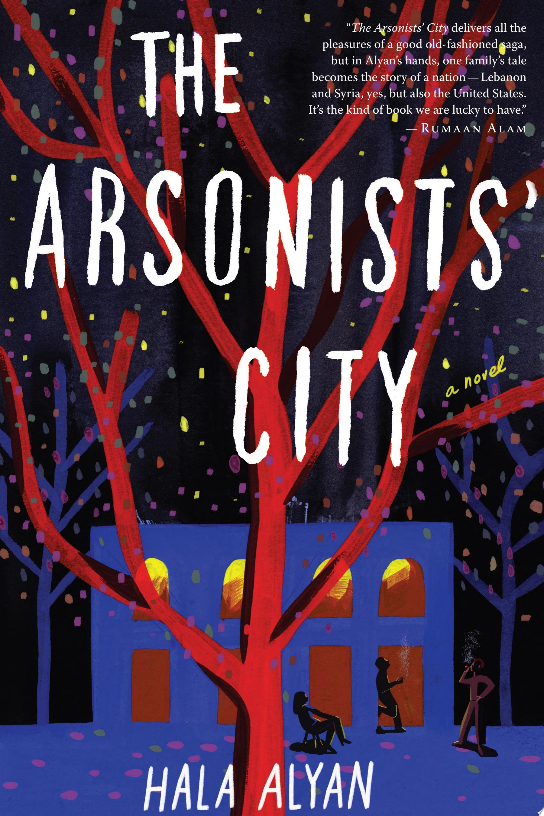 "Image for ""The Arsonists' City"""