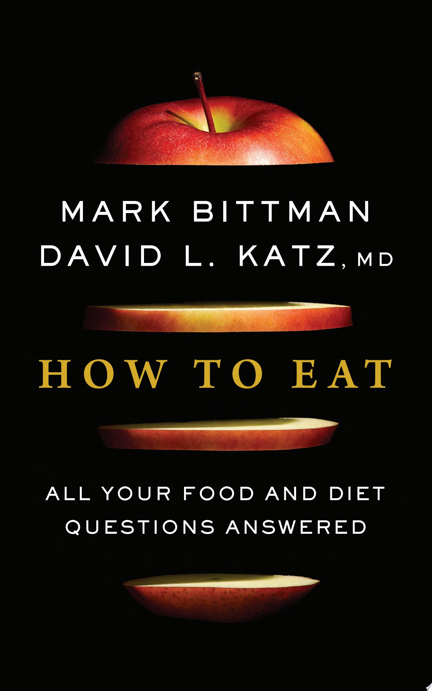 "Image for ""How to Eat"""