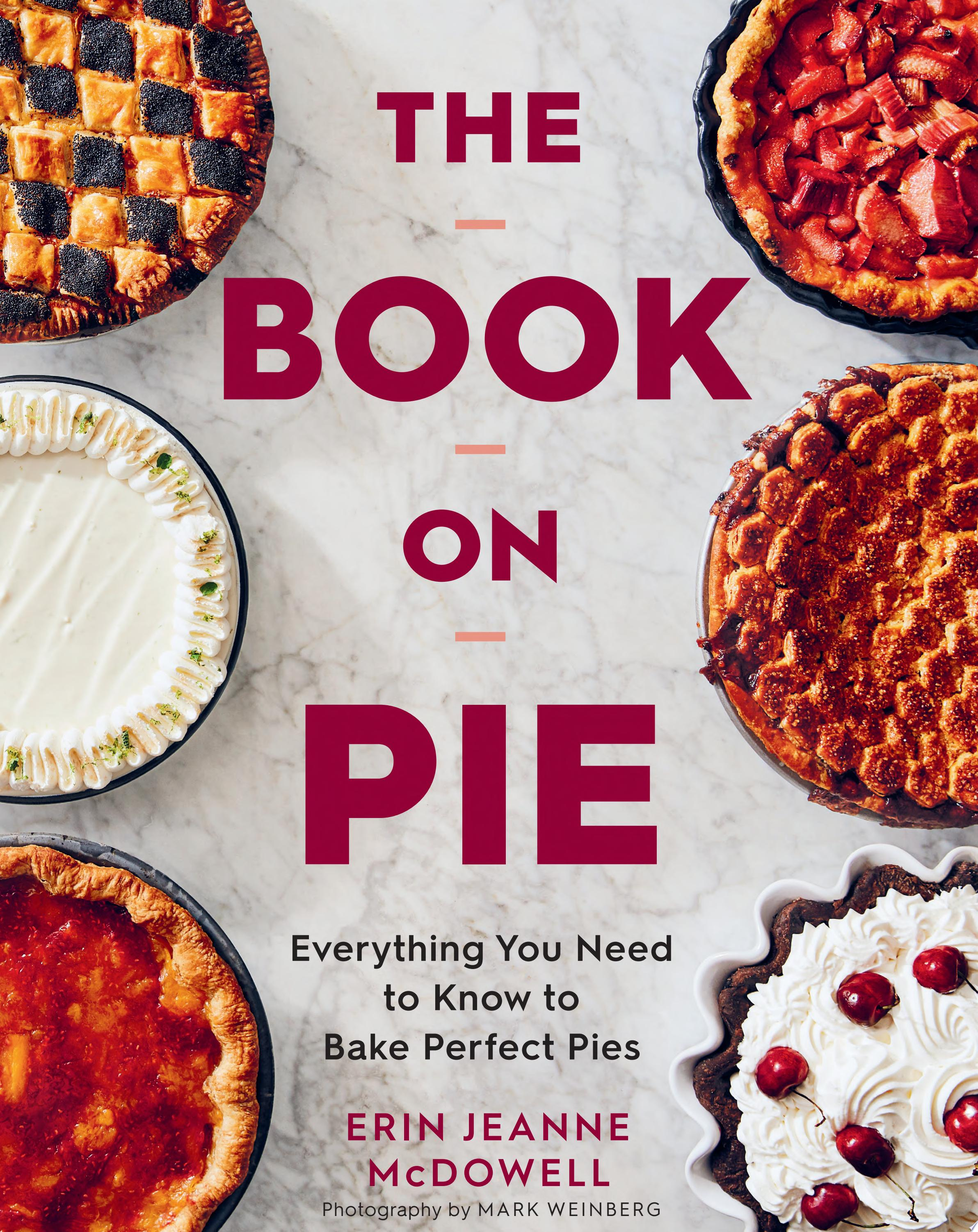 "Image for ""The Book on Pie"""