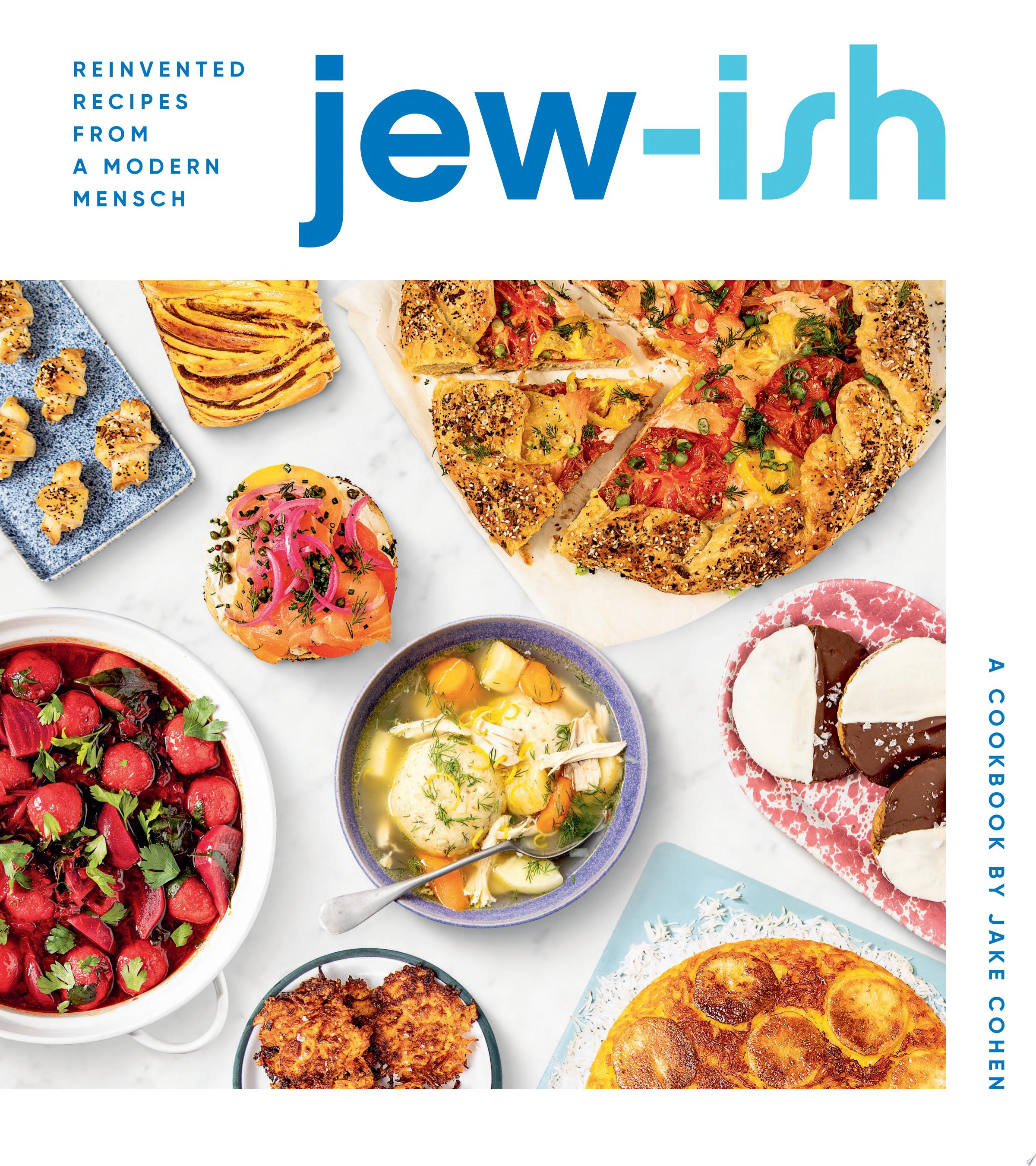 "Image for ""Jew-Ish: a Cookbook"""