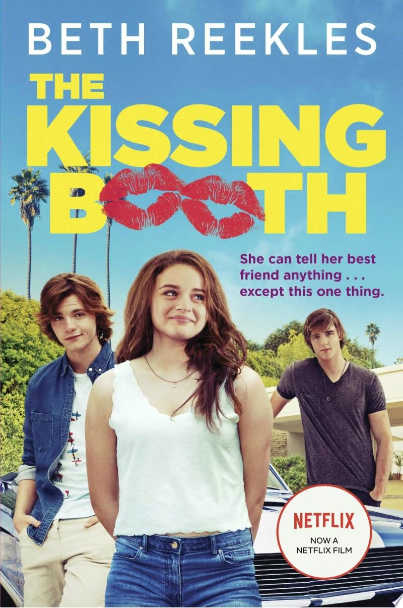 "Image for ""The Kissing Booth"""