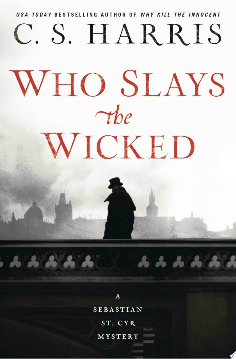 "Image for ""Who Slays the Wicked"""