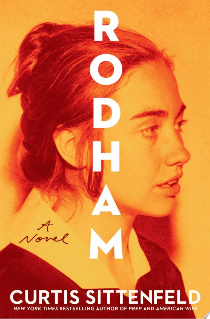"Image for ""Rodham"""