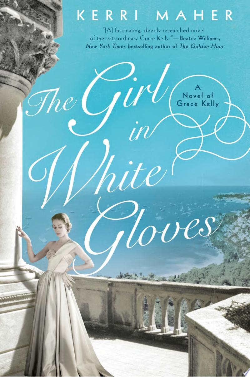 "Image for ""The Girl in White Gloves"""