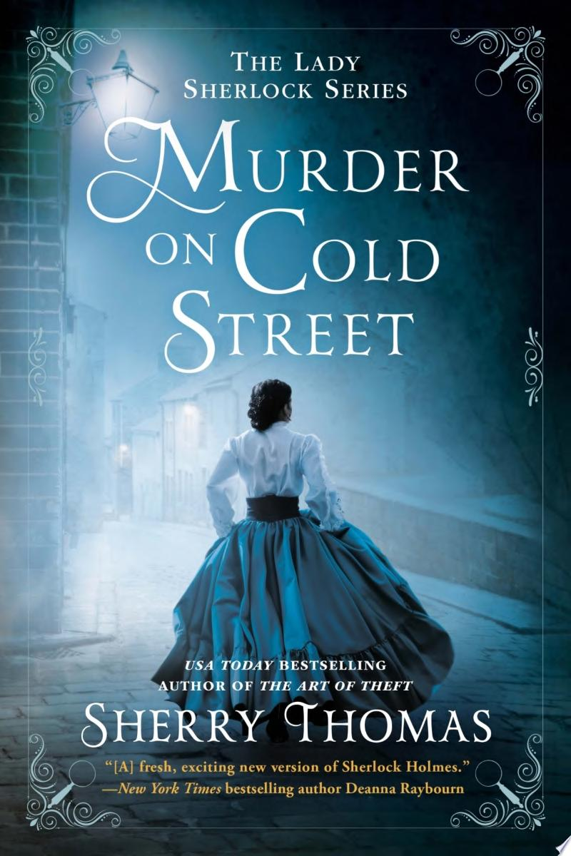 "Image for ""Murder on Cold Street"""