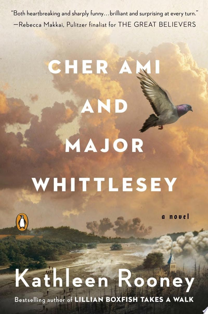 "Image for ""Cher Ami and Major Whittlesey"""