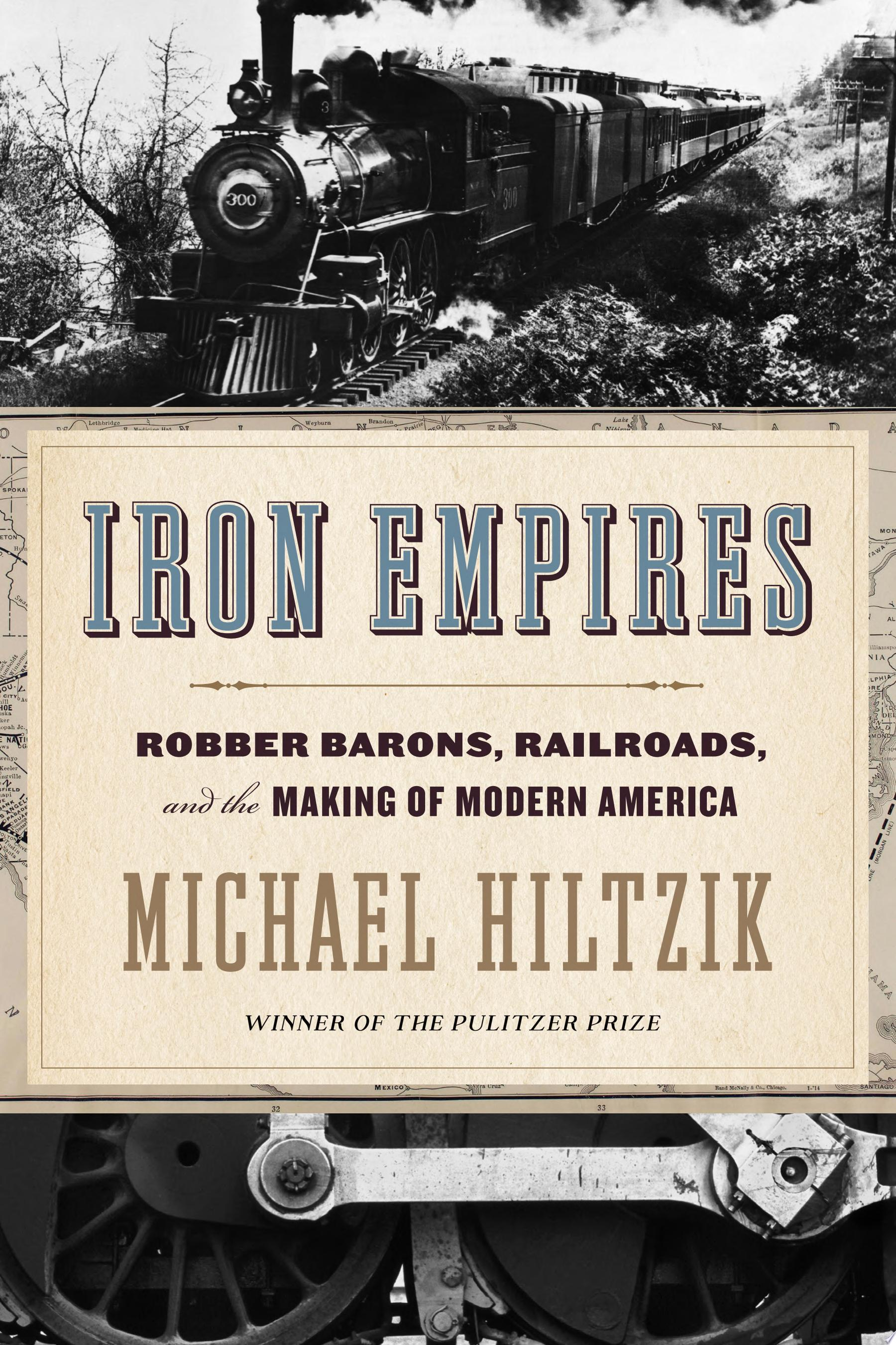 "Image for ""Iron Empires"""