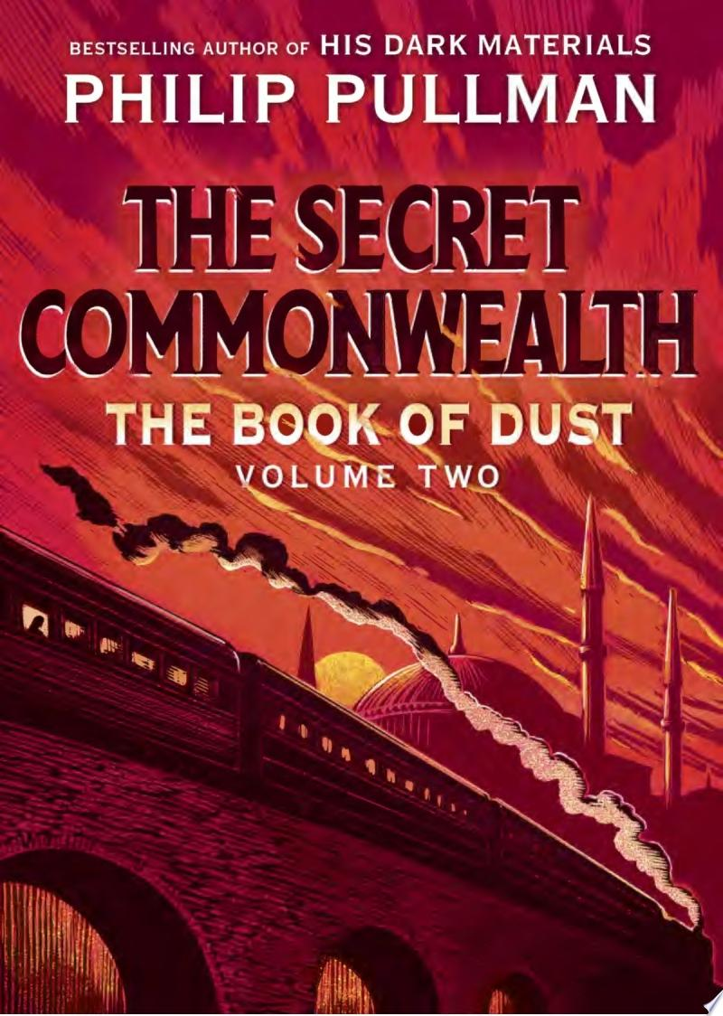 "Image for ""The Secret Commonwealth"""