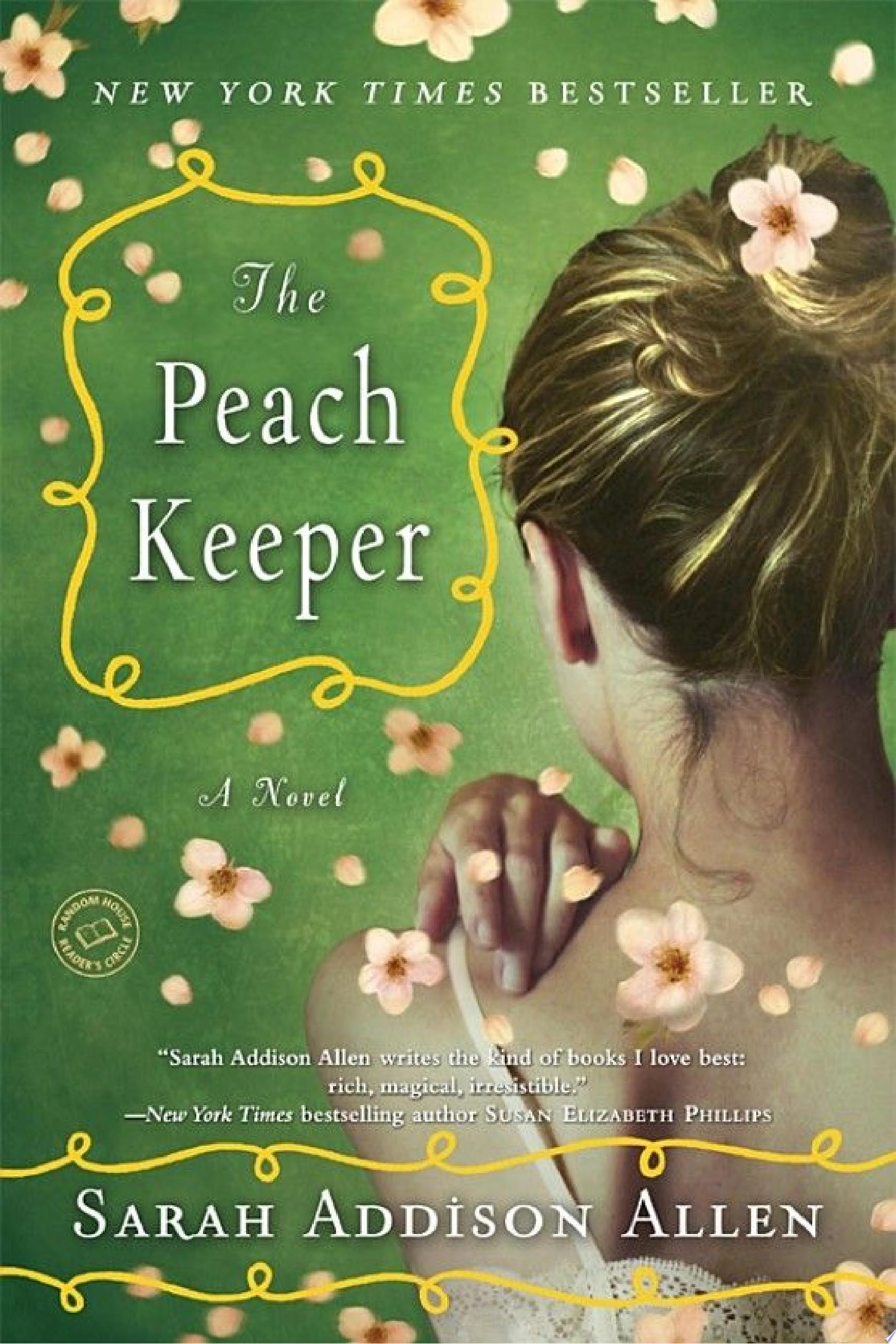 "Image for ""The Peach Keeper"""