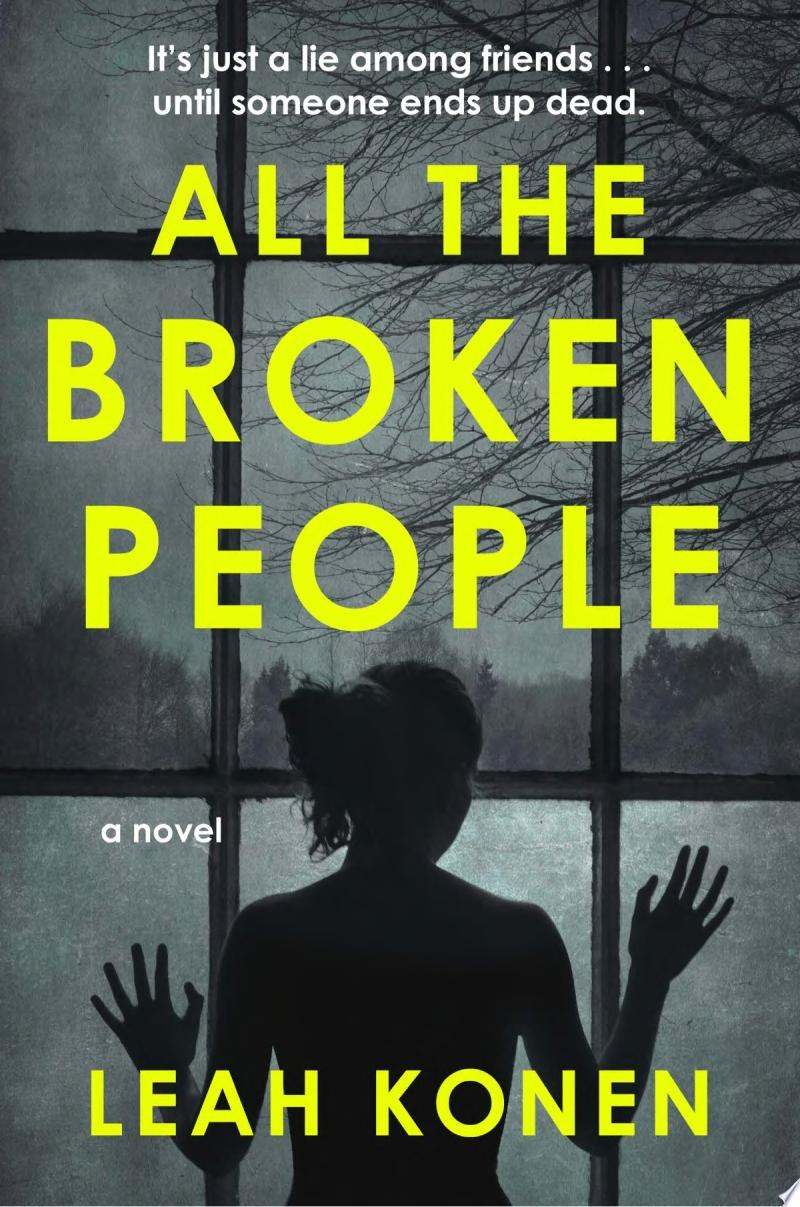 "Image for ""All the Broken People"""