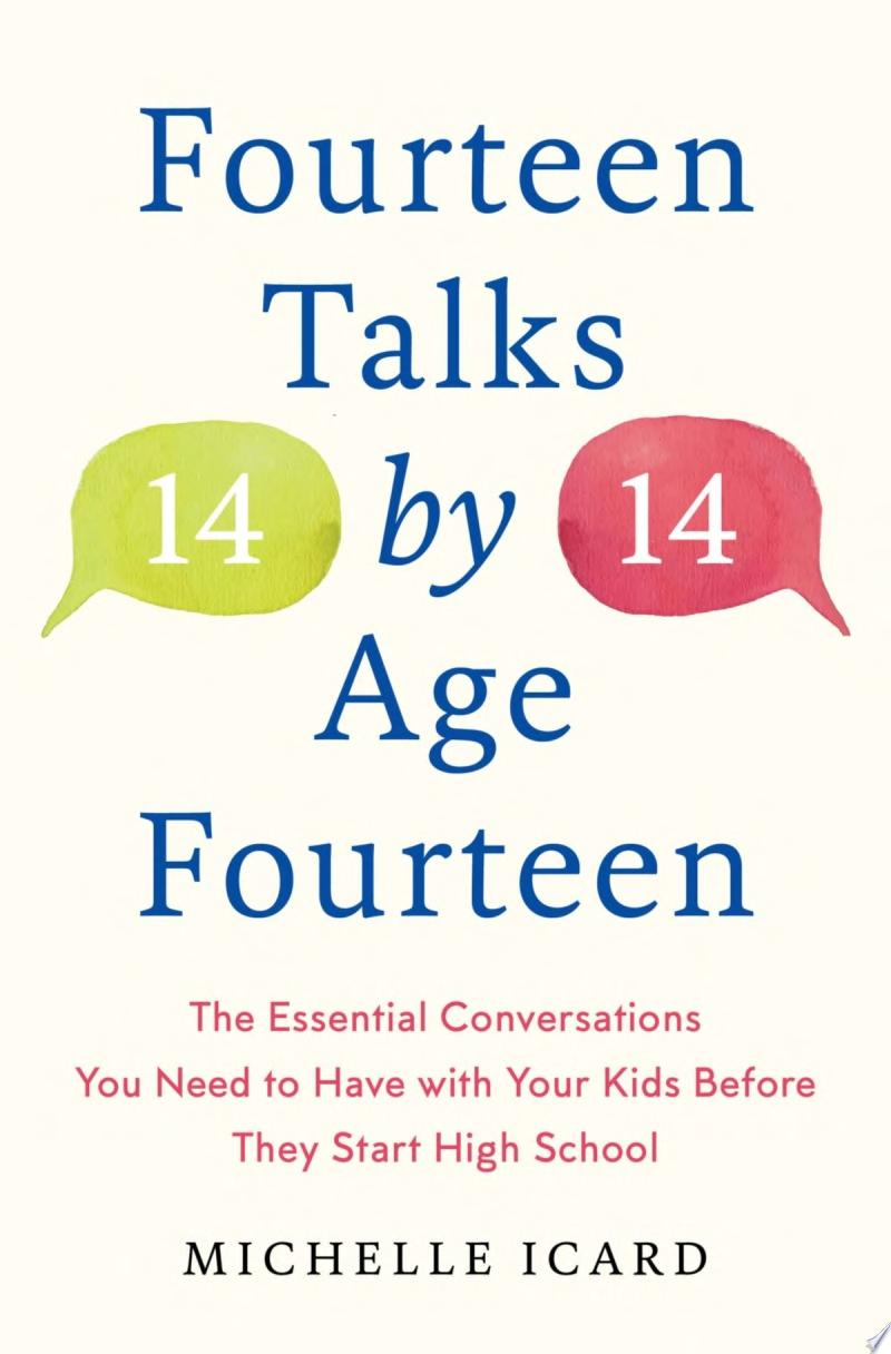 "Image for ""Fourteen Talks by Age Fourteen"""