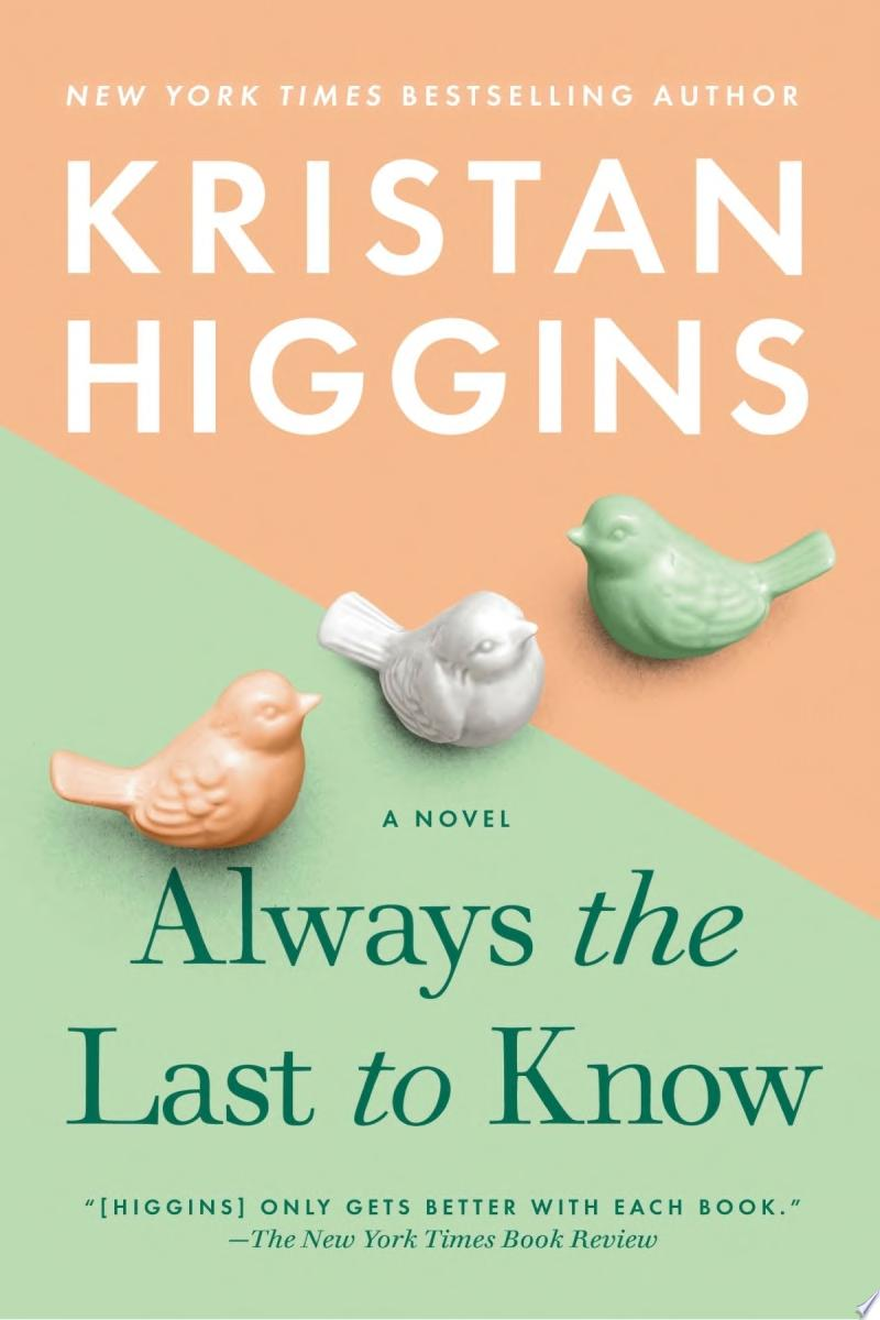 "Image for ""Always the Last to Know"""