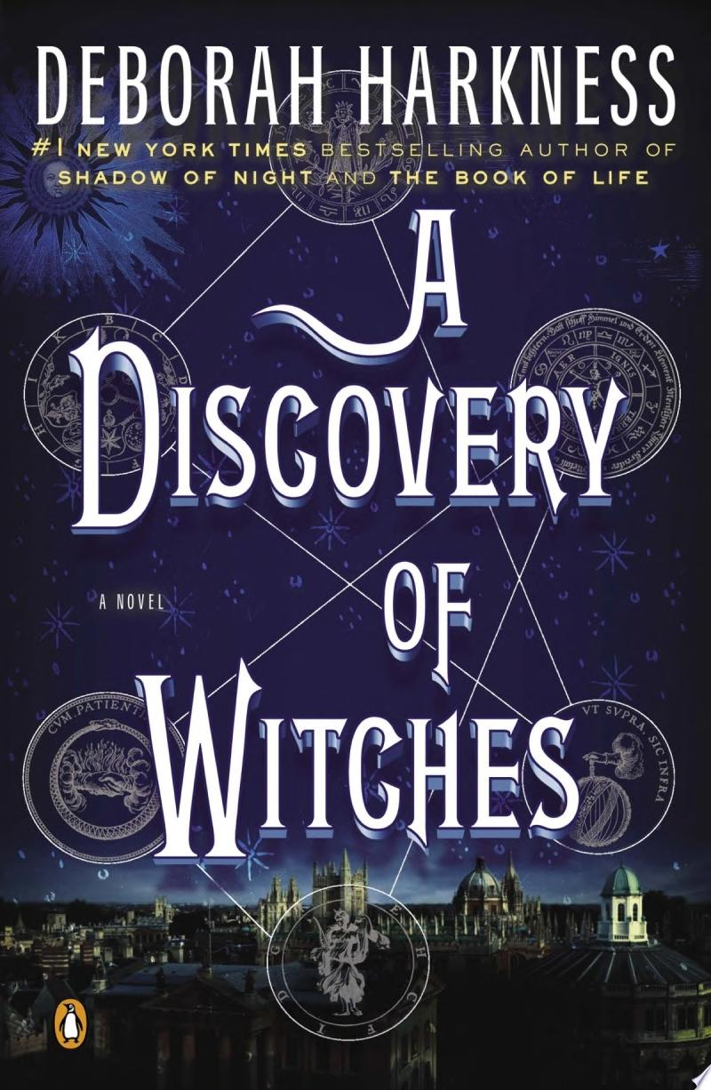 "Image for ""A Discovery of Witches"""