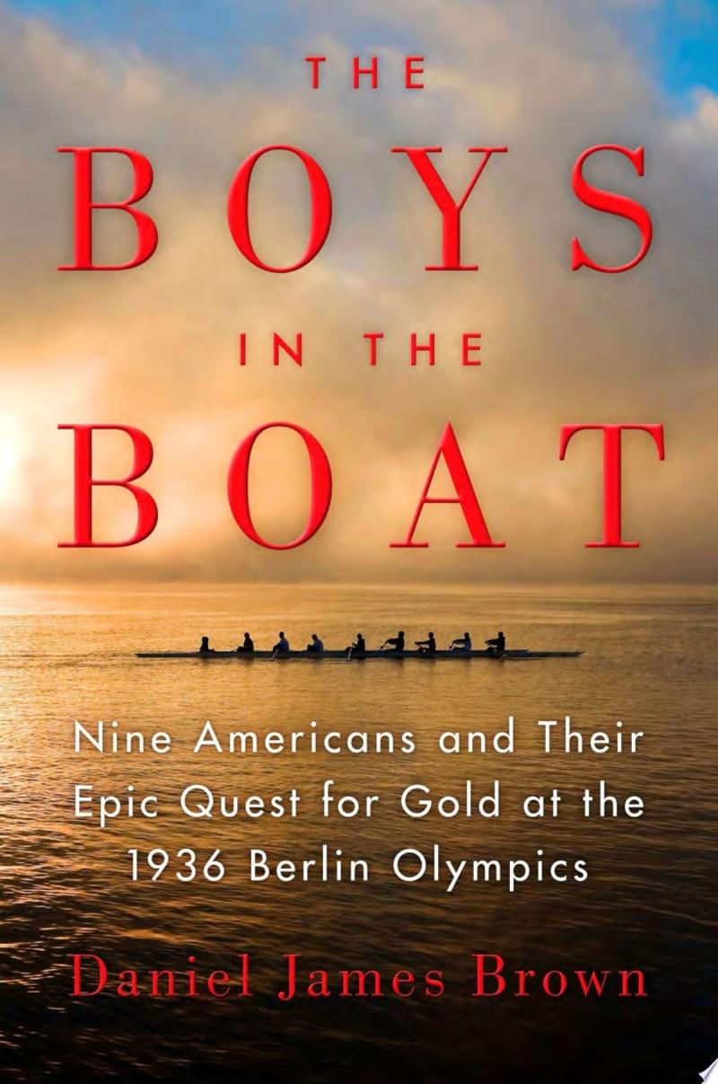 "Image for ""The Boys in the Boat"""