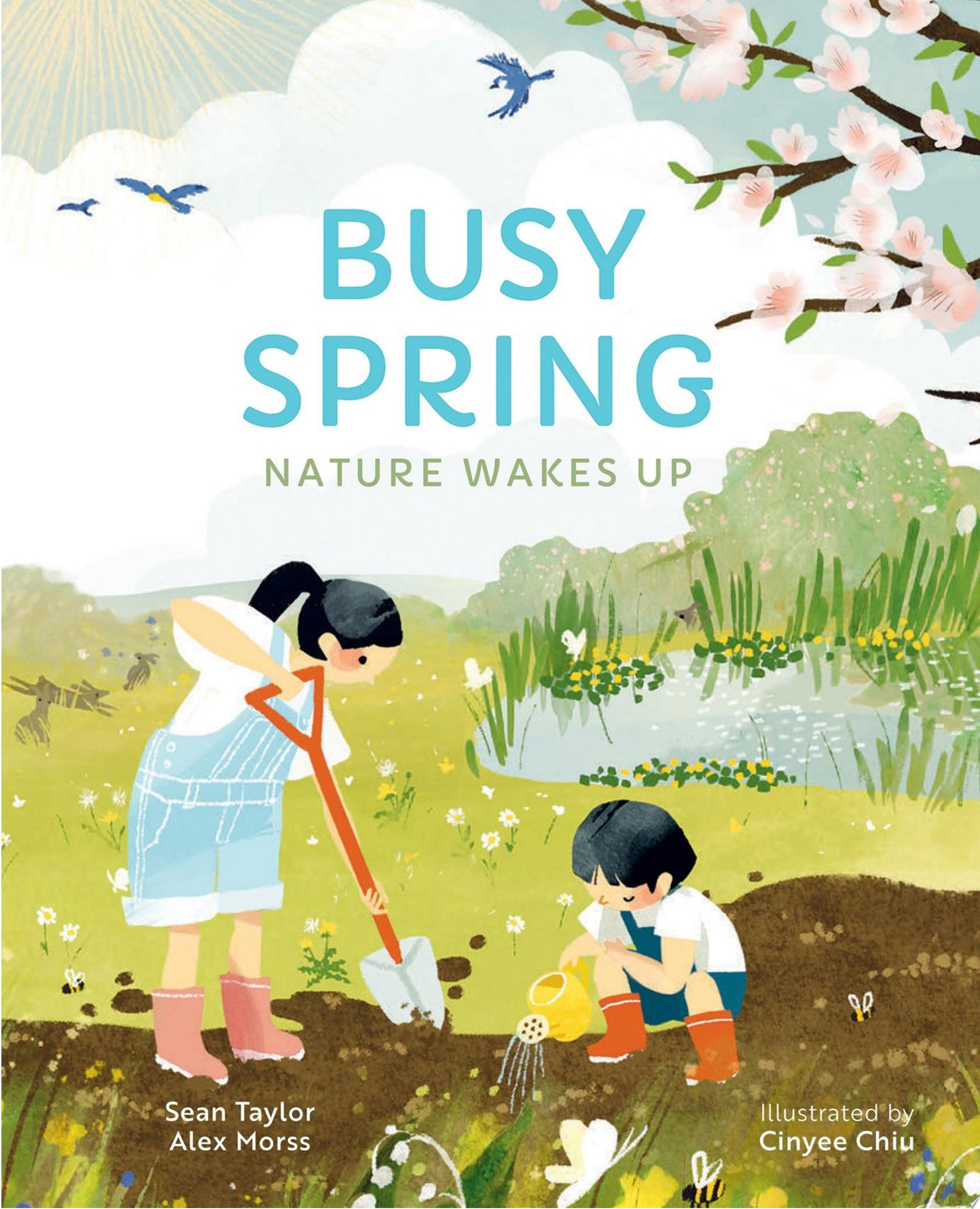 "Image for ""Busy Spring"""