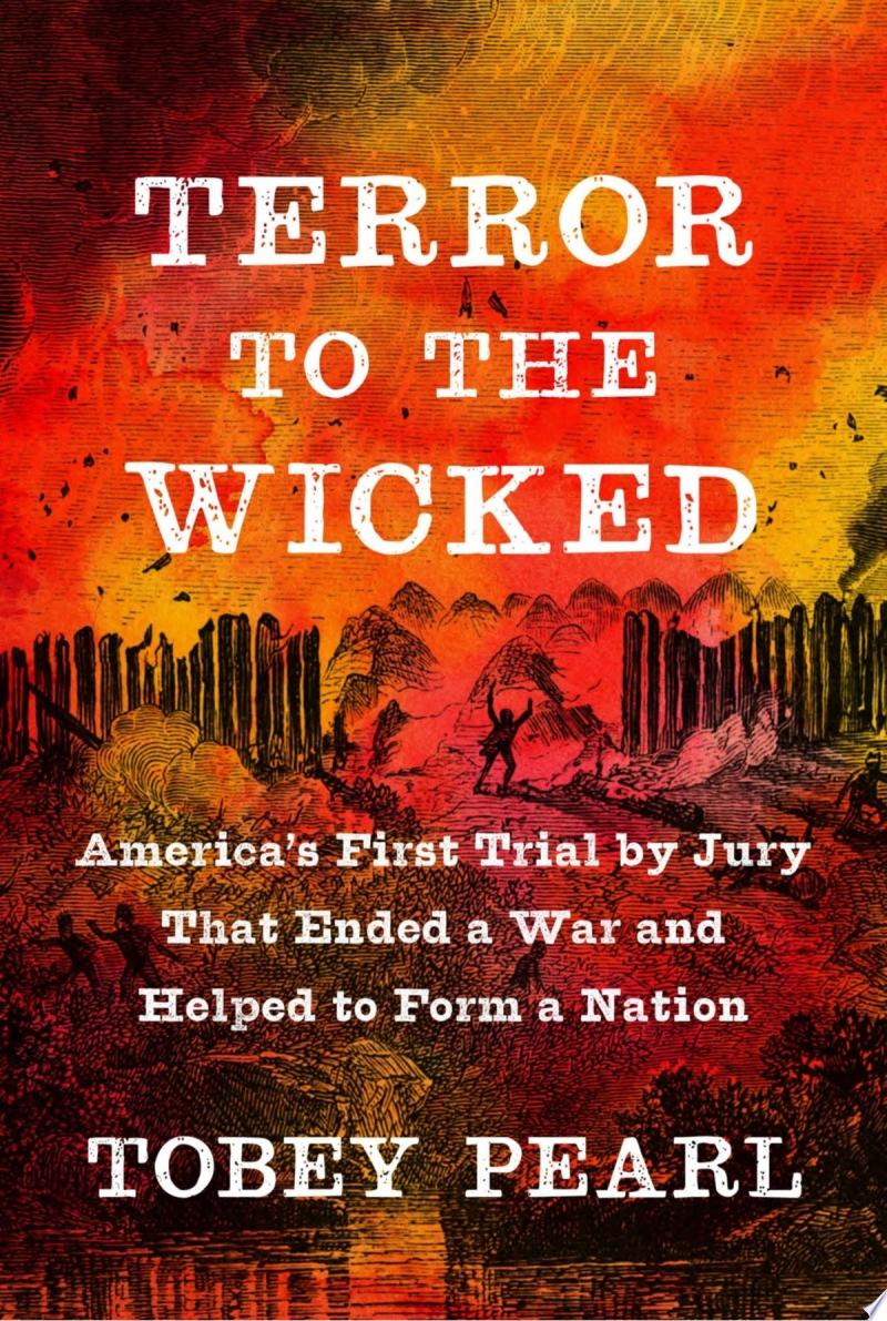 "Image for ""Terror to the Wicked"""