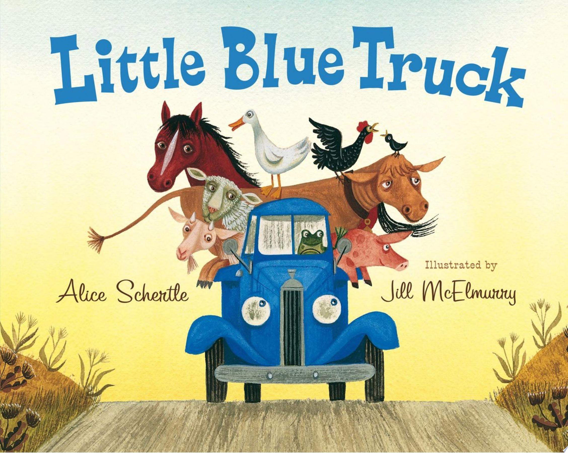 "Image for ""Good Night, Little Blue Truck"""