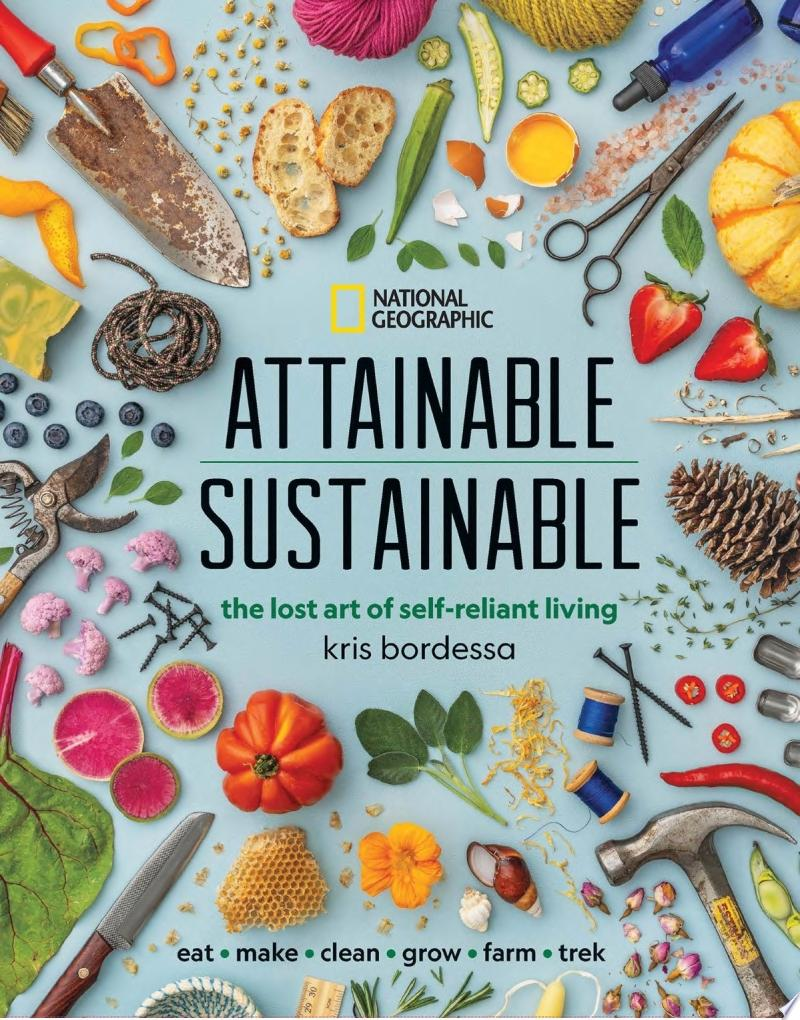 "Image for ""Attainable Sustainable"""