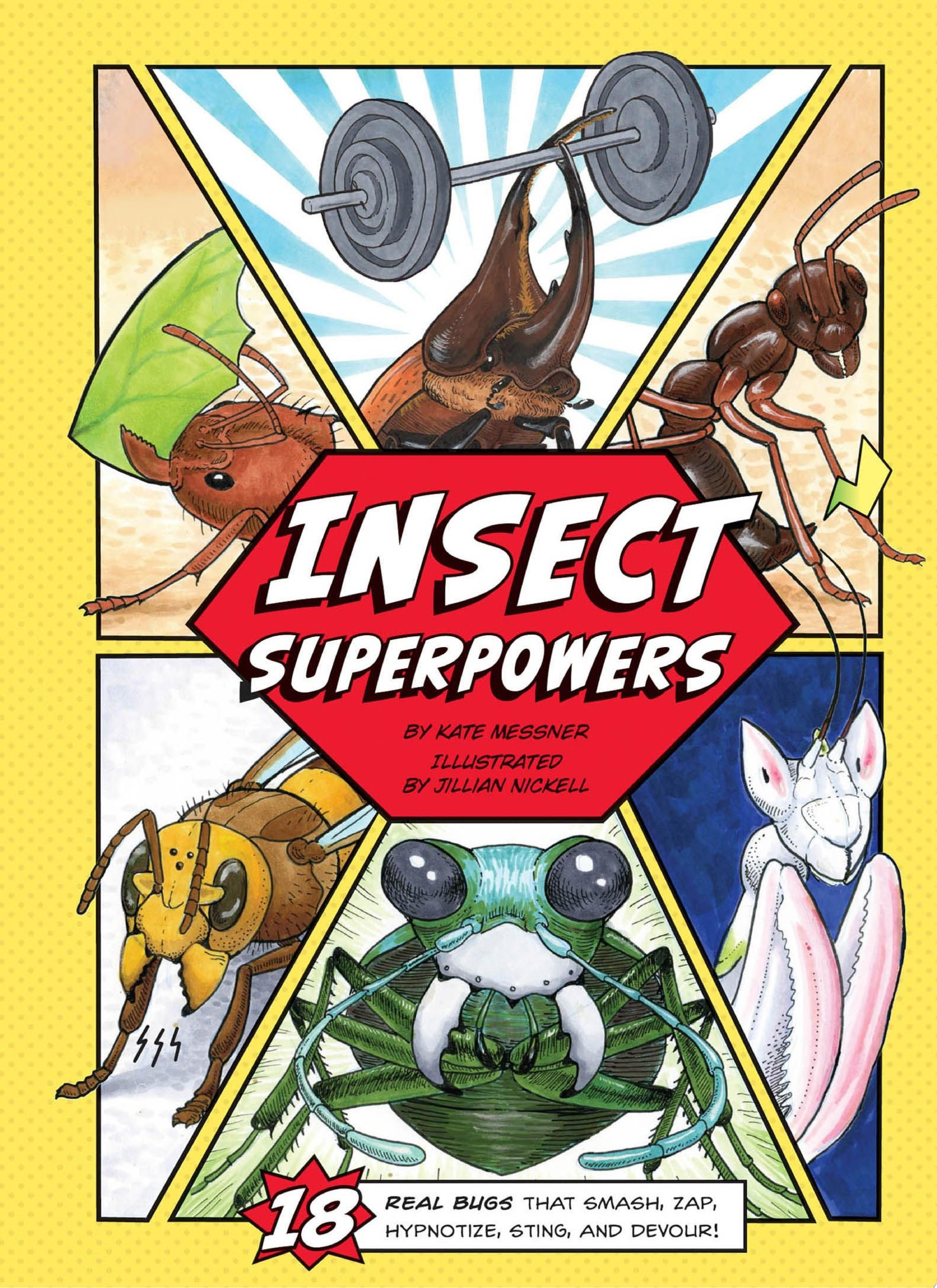 "Image for ""Insect Superpowers"""