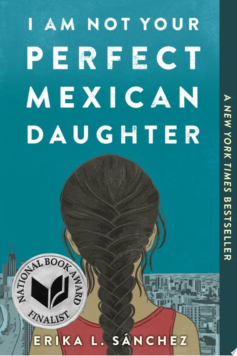 "Image for ""I Am Not Your Perfect Mexican Daughter"""