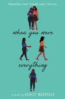 "Image for ""When You Were Everything"""