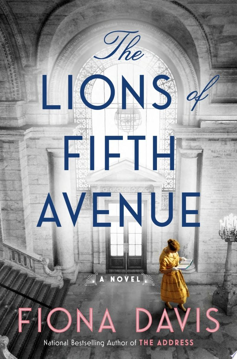 "Image for ""The Lions of Fifth Avenue"""
