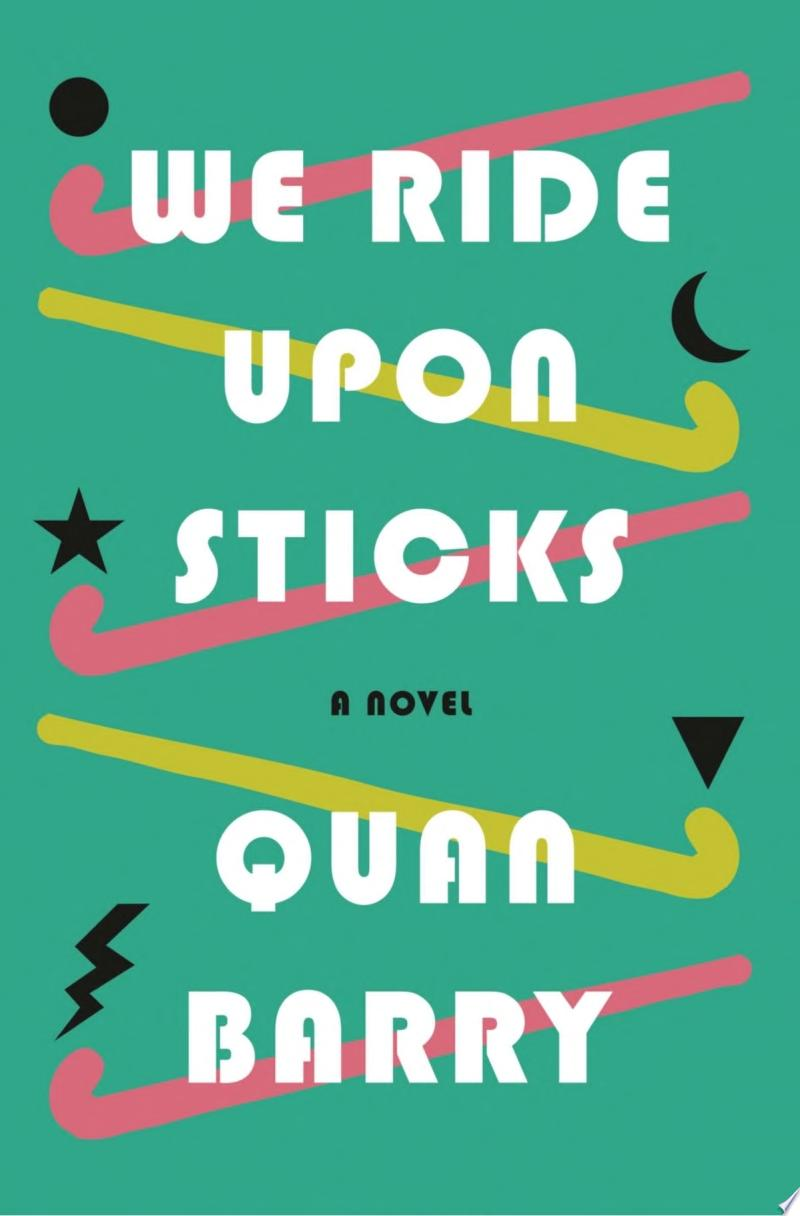 "Image for ""We Ride Upon Sticks"""