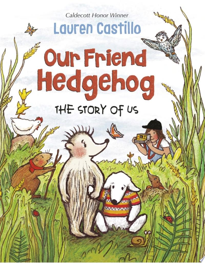 "Image for ""Our Friend Hedgehog"""