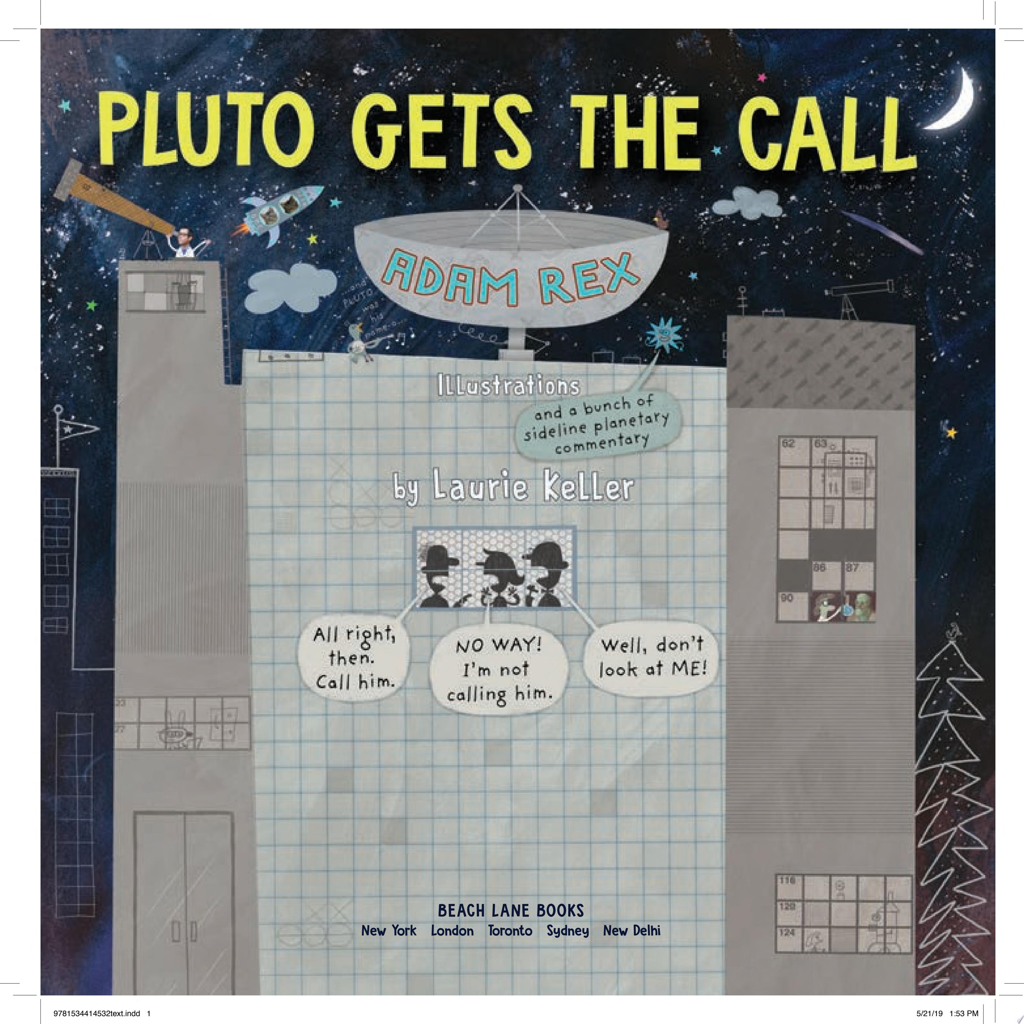"Image for ""Pluto Gets the Call"""