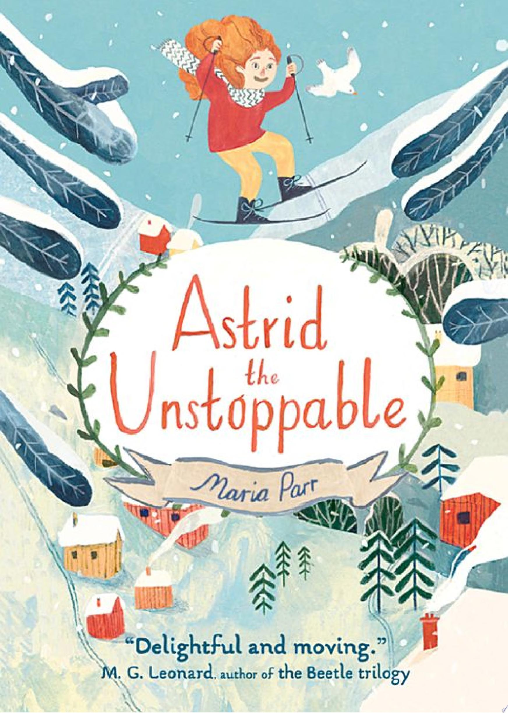 "Image for ""Astrid the Unstoppable"""
