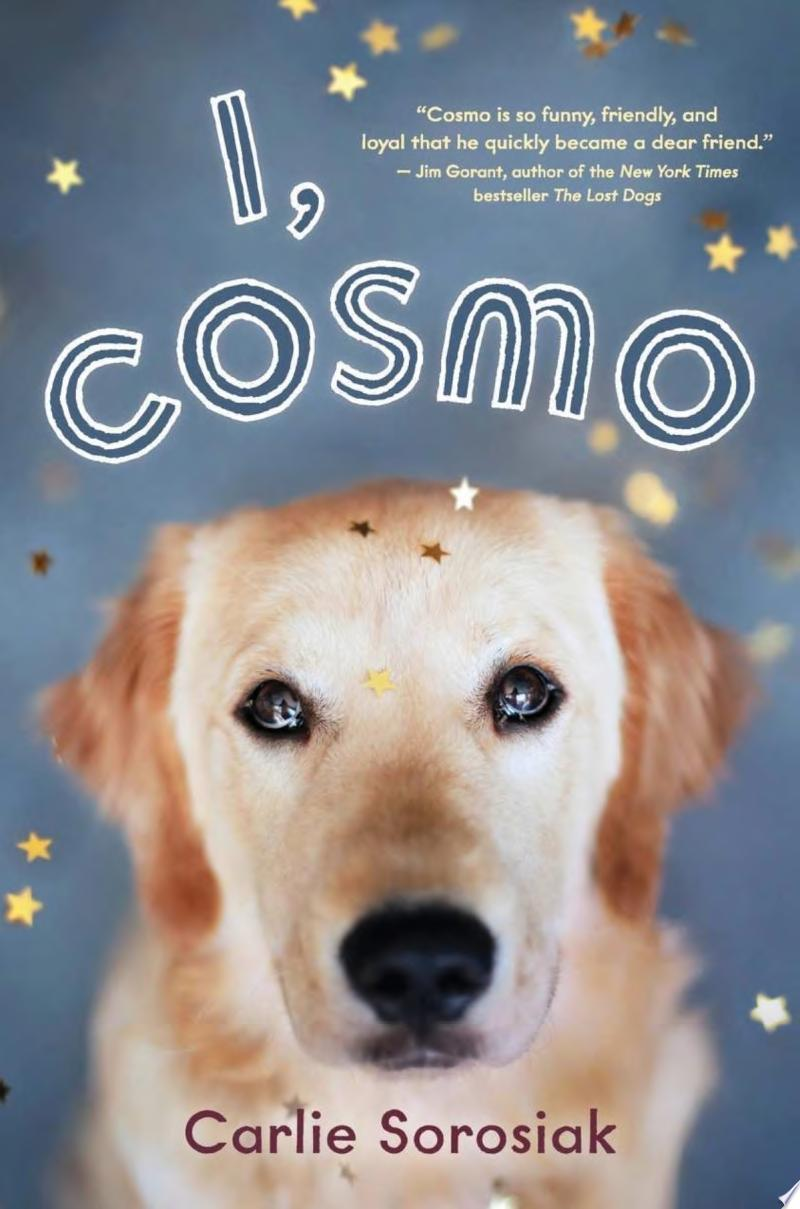 "Image for ""I, Cosmo"""