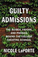 "Image for ""Guilty Admissions"""