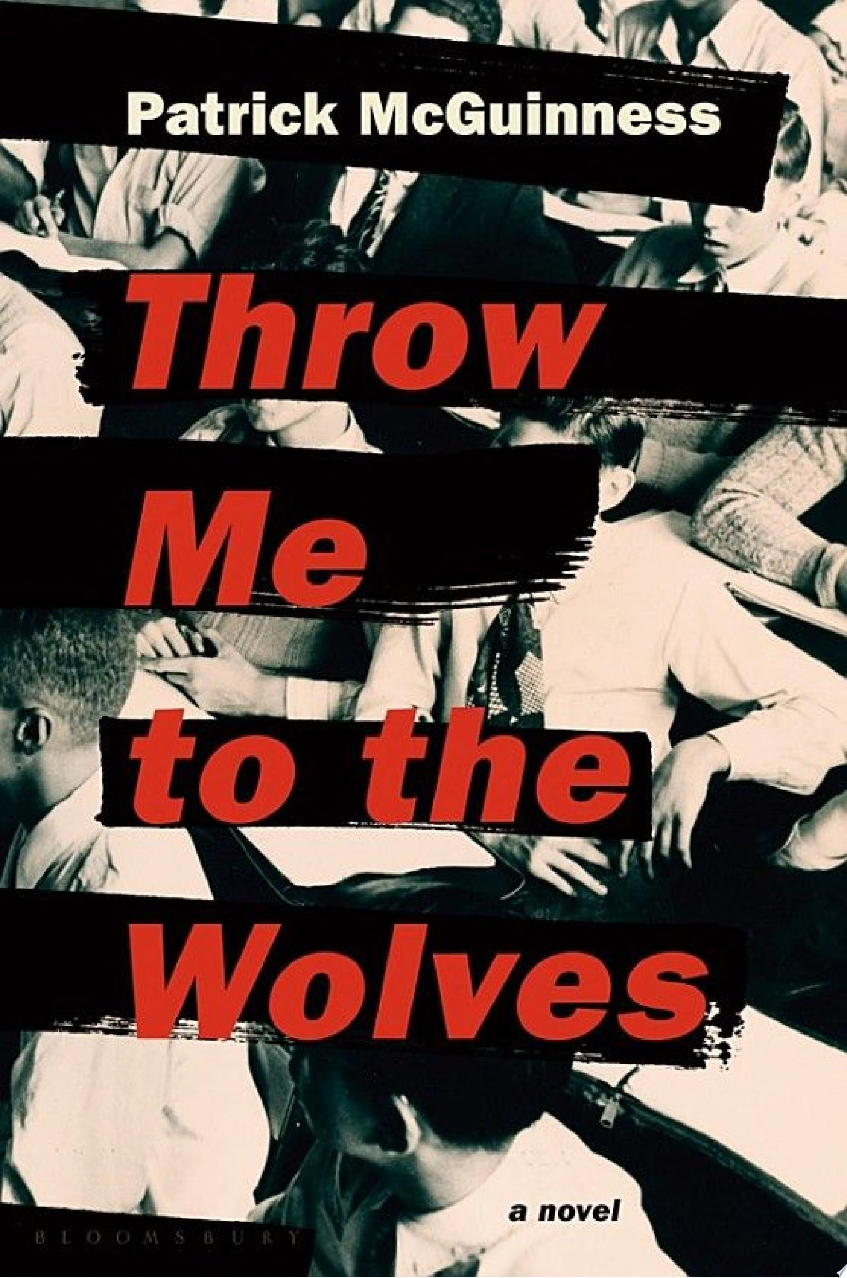 "Image for ""Throw Me to the Wolves"""