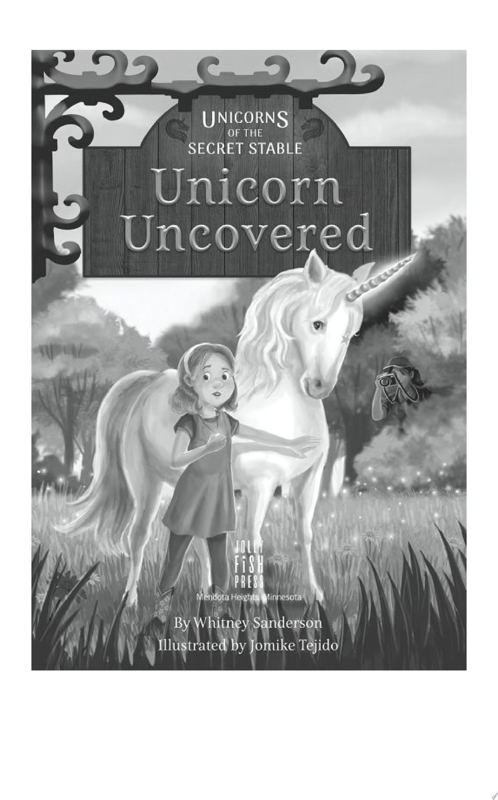 "Image for ""Unicorn Uncovered"""