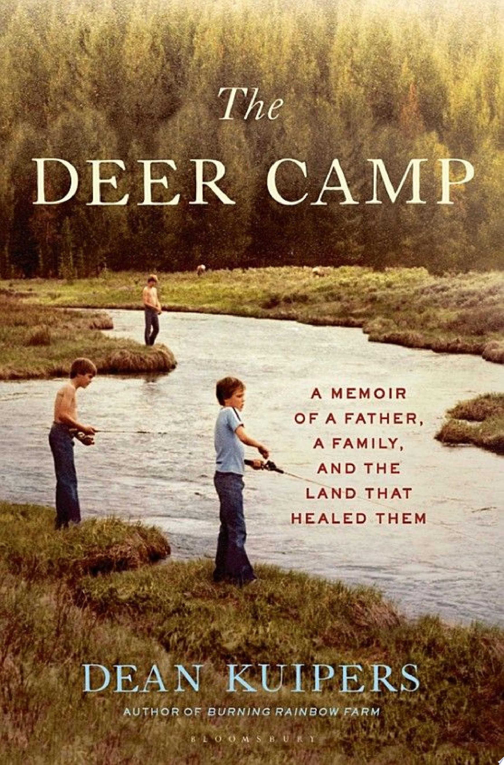 "Image for ""The Deer Camp"""