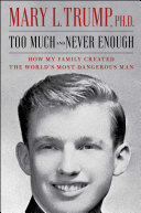 "Image for ""Too Much and Never Enough"""